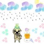 梅雨と紫陽花_1